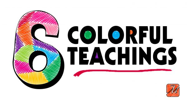 6 Colorful Teachings
