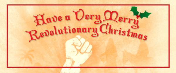Have a Very Merry Revolutionary Christmas