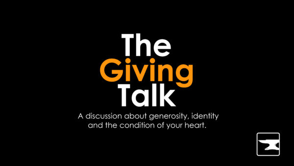 The Giving Talk